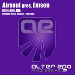 AIRSOUL presents EMSON - Adrenaline (Front Cover)