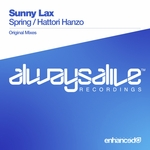 SUNNY LAX - Spring (Front Cover)