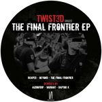 TWIST3D - Final Frontier EP (Front Cover)