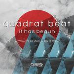 QUADRAT BEAT - It Has Begun (Front Cover)