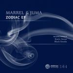 MARREL/JUMA - Zodiac EP (Front Cover)