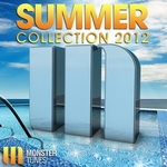 VARIOUS - Monster Tunes Summer Collection 2012 (Front Cover)