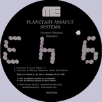 PLANETARY ASSAULT SYSTEMS - Function 4 Remixes Episode 2 (Front Cover)