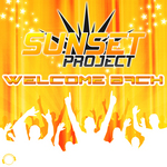 SUNSET PROJECT - Welcome Back (Front Cover)