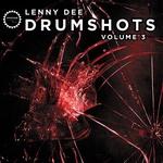 DEE, Lenny - Drumshots Vol 3 (Sample Pack WAV) (Front Cover)