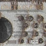 VAN DER VLEUTEN, Maarten - Systematically Declassified (Back Cover)