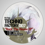 DJ OGI - Rock The House EP (Front Cover)