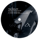 WOLFF, Tim - Backstage Management EP (Front Cover)
