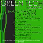 MAFU NAKYFU - La Mst EP (Front Cover)