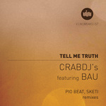 CRAB DJS feat BAU - Tell Me Truth (Front Cover)