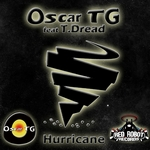 OSCAR TG feat T DREAD - Hurricane (Front Cover)