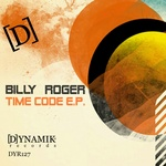 ROGER, Billy - Time Code EP (Front Cover)