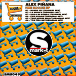 PINANA, Alex - Fire Boggie EP (Front Cover)