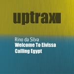 DA SILVA, Rino - Welcome To Eivissa (Front Cover)