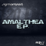 SIGMA IMPACT - Amalthea EP (Front Cover)