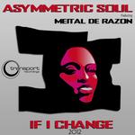 ASYMMETRIC SOUL/MEITAL DE RAZON - If I Change (The remixes) (Front Cover)