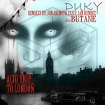 DUKY - Acid Trip To London (Front Cover)