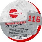 EULBERG, Dominik - Adler (remixes) (Front Cover)