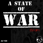 DJ I AM - A State Of War (Back Cover)
