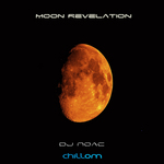 DJ NOAC - Moon Revelation (Front Cover)
