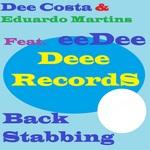 DEE COSTA/EDUARDO MARTINS feat EEDEE - Back Stabbing (Front Cover)