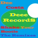 DEE COSTA - Shake Your Bootie: The Remixes (Front Cover)