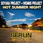 SOYANA PROJECT vs WEMMS PROJECT - Hot Summer Night (Front Cover)