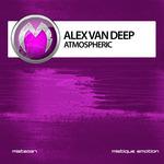 VAN DEEP, Alex - Atmospheric (Front Cover)