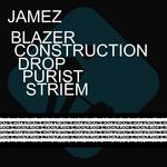 JAMEZ - Construction Album (Front Cover)