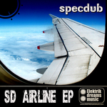 SPECDUB - SD Airline EP (Front Cover)