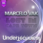VAK, Marcelo - Lost In Cape Town (Front Cover)