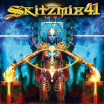SKITZ, Nick/VARIOUS - Skitzmix 41 (unmixed tracks) (Front Cover)