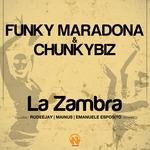 FUNKY MARADONA/CHUNKYBIZ - La Zambra (Front Cover)