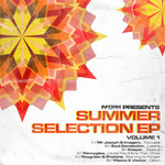 VARIOUS - Summer Selection Volume 1 EP (Front Cover)