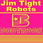 JIM TIGHT - Robots (Front Cover)