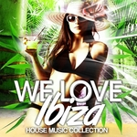 VARIOUS - We Love Ibiza 2012 (House Music Collection) (Front Cover)