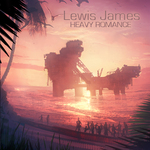 JAMES, Lewis - Heavy Romance EP (Front Cover)