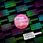 TUNE BROTHERS feat POLINA GRIFFITH - Diamonds Pt 1 (Front Cover)