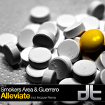 SMOKERS AREA/GUERRERO - Alleviate (Front Cover)