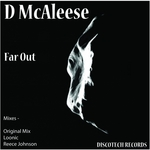 D MCALEESE - Far Out (Front Cover)