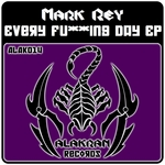 REY, Mark - Every Fucking Day EP (Front Cover)