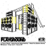 Playground Album Sampler EP 1