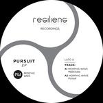 MORPHIC WAVE - Pursuit EP (Front Cover)