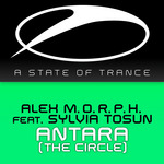 ALEX MORPH feat SYLVIA TOSUN - Antara (The Circle) (Front Cover)