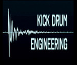 BADGER, Alan - Kick Drum Engineering 001 (Front Cover)