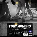 MONERO, Tony - Feel Good EP (Front Cover)