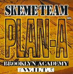 SKEME TEAM - Plan A (Front Cover)