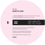 HARE, Martyn - Patch Scratch (Front Cover)