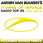 BUUREN, Armin Van/VARIOUS - A State Of Trance Radio Top 20 July 2012 (Front Cover)