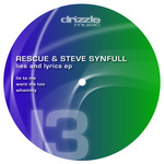 RESCUE/STEVE SYNFULLL - Lies & Lyrics EP (Front Cover)